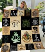 HP Ver 2 Quilt Blanket