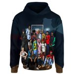 Rapper: All In T-Shirt/Hoodie/Sweatshirt