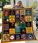 HP Ver 4 Quilt Blanket