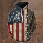 American Deer Hunter T-Shirt/Hoodie/Sweatshirt