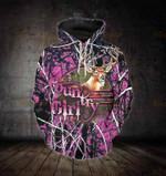 Country Girl Pink Camo T-Shirt/Hoodie/Sweatshirt