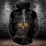 Black Smoke Skull T-Shirt/Hoodie/Sweatshirt
