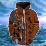 Nature Native Horse T-Shirt/Hoodie/Sweatshirt
