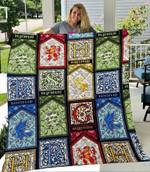HP Ver 11 Quilt Blanket
