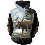 Moose Hunt T-Shirt/Hoodie/Sweatshirt