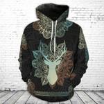 Mandala Deer T-Shirt/Hoodie/Sweatshirt