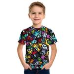 Kid Game Tshirt 2