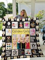 GoldenGirls Quilt Blanket