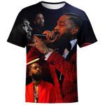 Rip Nipsey No Words T-Shirt/Hoodie/Sweatshirt