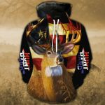 White Tail Deer Bow Hunter T-Shirt/Hoodie/Sweatshirt