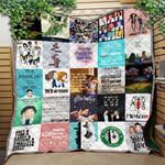 Grey Lover Ver 15 Quilt Blanket