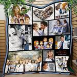 Grey Lover Ver 12 Quilt Blanket