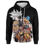 Goku All T-Shirt/Hoodie/Sweatshirt