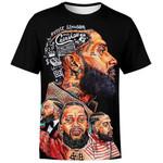 King Nipsey Black Ver. T-Shirt/Hoodie/Sweatshirt