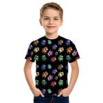 Kid Game Tshirt 7