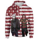 Jason and Freddy T-Shirt/Hoodie/Sweatshirt