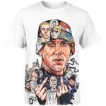 Eminem White T-Shirt/Hoodie/Sweatshirt