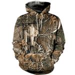 Deer Camo 2 T-Shirt/Hoodie/Sweatshirt