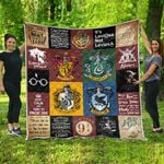 HP Ver 3 New Quilt Blanket