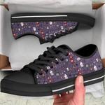 HP Low Top Black Shoes
