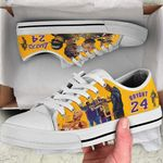 All Legend Low Top White Shoes