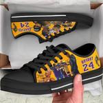 All Legend Low Top Black Shoes