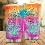 Unicorn Let The Dreams Come True Stainless Steel Tumbler Perfect Gifts For Unicorn Lover Tumbler Cups For Coffee/Tea, Great Customized Gifts For Birthday Christmas Thanksgiving