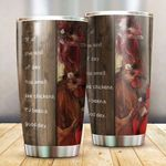 Chicken If At The End Of Day Stainless Steel Tumbler Perfect Gifts For Chicken Lover Tumbler Cups For Coffee/Tea, Great Customized Gifts For Birthday Christmas Thanksgiving