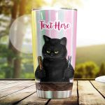 Personalized Bombay Cat Hairstylist Stainless Steel Tumbler Perfect Gifts For Cat Lover Tumbler Cups For Coffee/Tea, Great Customized Gifts For Birthday Christmas Thanksgiving