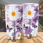 Butterfly Choose Kind Stainless Steel Tumbler Perfect Gifts For Butterfly Lover Tumbler Cups For Coffee/Tea, Great Customized Gifts For Birthday Christmas Thanksgiving