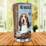 Beagle Dog Premium Coffee Stainless Steel Tumbler Perfect Gifts For Beagle Lover Tumbler Cups For Coffee/Tea, Great Customized Gifts For Birthday Christmas Thanksgiving