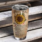 A Precious Mother Love From Your Heart Stainless Steel Tumbler Perfect Gifts For Mom From Kid Tumbler Cups For Coffee/Tea, Great Customized Gifts For Birthday Christmas Thanksgiving Mother's Day