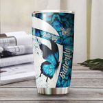 Butterfly Stainless Steel Tumbler Perfect Gifts For Butterfly Lover Tumbler Cups For Coffee/Tea, Great Customized Gifts For Birthday Christmas Thanksgiving