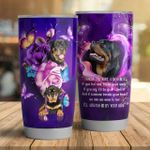 Rottweiler I Know I'm Just A Dog Stainless Steel Tumbler Perfect Gifts For Dog Lover Tumbler Cups For Coffee/Tea, Great Customized Gifts For Birthday Christmas Thanksgiving