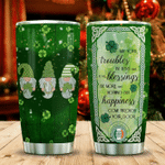 Irish St Patrick Day May Your Troubles Be Less Stainless Steel Tumbler Perfect Gifts For Teacher Lover Tumbler Cups For Coffee/Tea, Great Customized Gifts For Birthday Christmas Thanksgiving St Patrick Day