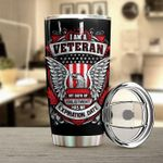 Veterans No Expiration Date Stainless Steel Tumbler Perfect Gifts For Veteran Tumbler Cups For Coffee/Tea, Great Customized Gifts For Birthday Christmas Thanksgiving Veteran's Day