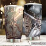 Personalized Dreamland Unicorn Stainless Steel Tumbler Perfect Gifts For Unicorn Lover Tumbler Cups For Coffee/Tea, Great Customized Gifts For Birthday Christmas Thanksgiving