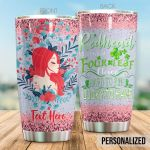 Personalized Redhead Hard To Find Lucky To Have Stainless Steel Tumbler Tumbler Cups For Coffee/Tea Great Customized Gifts For Birthday Christmas Thanksgiving Perfect Gifts For Redhead Lovers