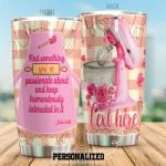 Personalized Baking Keep Tremendously Interested In It Stainless Steel Tumbler Perfect Gifts For Baking Lover Tumbler Cups For Coffee/Tea, Great Customized Gifts For Birthday Christmas Thanksgiving