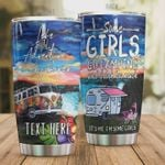 Personalized Camping Life Is An Adventure Be An Explorer Stainless Steel Tumbler, Tumbler Cups For Coffee/Tea, Great Customized Gifts For Birthday Christmas Thanksgiving