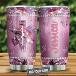 Metal Style Jewelry Paramedic Personalized Tumbler Cup Stainless Steel Vacuum Insulated Tumbler 20 Oz Coffee/ Tea Tumbler With Lid Great Gifts For Birthday Christmas Tumbler For Travel