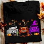 Jeep Halloween Gifts T-Shirt Short-Sleeves Tshirt Great Customized Gifts For Birthday Christmas Thanksgiving