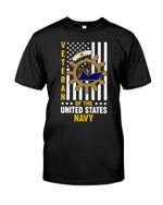 Veteran Of The United States Navy Short-sleeves Tshirt, Pullover Hoodie, Great Gift T-shirt On Veteran Day