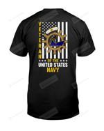 Navy Veteran Of The Us Short-Sleeves Tshirt, Pullover Hoodie Great Gift For Veteran's Day