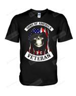 Sons Of American Veteran Short-Sleeves Tshirt, Pullover Hoodie, Great Gift T-shirt On Veteran Day