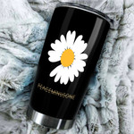 Daisy Flower Peaceminusone Tumbler Gifts For Daisy Lovers On Birthday Christmas Thanksgiving 20 Oz Sports Bottle Stainless Steel Vacuum Insulated Tumbler