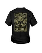 Veteran - Their Lives Your Freedom Short-Sleeves Tshirt, Pullover Hoodie Great Gift On Veteran's Day