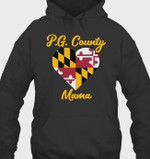 P.G. County Mama 3D All Over Print Hoodie, Zip-up Hoodie Great Gifts For Mom On Birthday Christmas Thanksgiving Anniversary