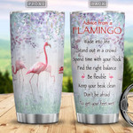Advice From A Flamingo Tumbler Gifts For Flamingo Lovers On Birthday Christmas Thanksgiving 20 Oz Sports Bottle Stainless Steel Vacuum Insulated Tumbler