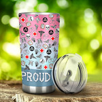 Radiologist Proud Radiologist Tumbler Stainless Steel Tumbler, Tumbler Cups For Coffee/Tea, Great Customized Gifts For Birthday Christmas Thanksgiving, Anniversary
